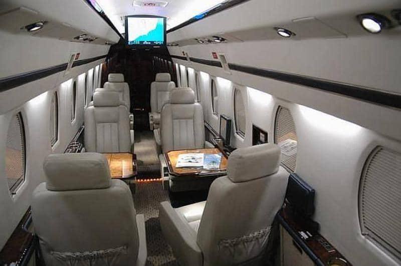 jet privé Beechcraft 1900D VIP